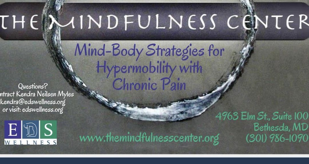 Mind-Body Strategies for Hypermobility with Chronic Pain –  a movement and mindfulness-based program and support group