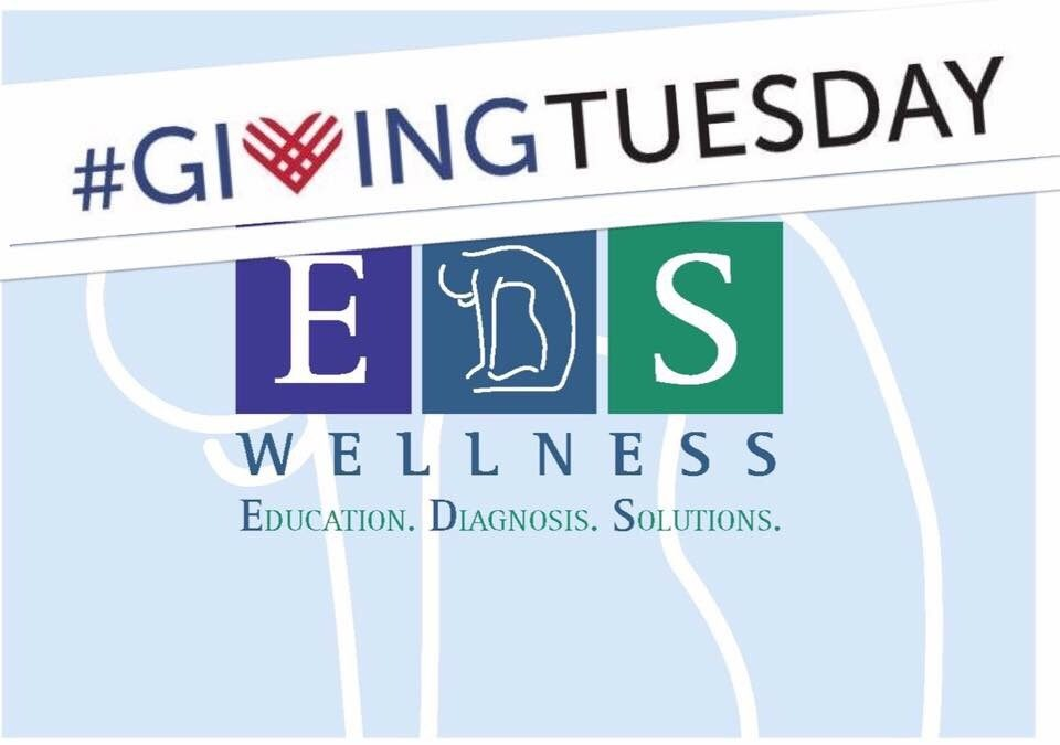 #GivingTuesday – There's Still Time Left! Your Donations to EDS Wellness Can Go Twice As Far!