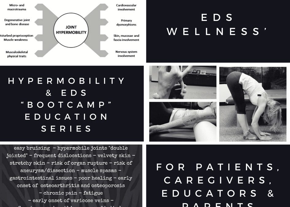 "EDS and Hypermobility Educational ""Bootcamp"""