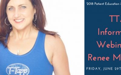 TTAPP Fitness Informational Webinar with Renee McLaughLin – Join Us TODAY at 12pm EST!